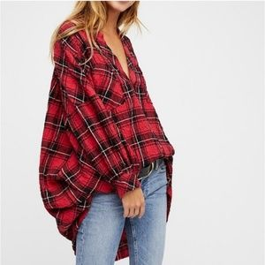 Intimately Free People Not Your Boyfriend's tunic